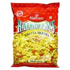 Снеки Haldiram's Khatta Meetha (пряная смесь)