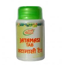 Джатаманси (Jatamasi), Shri Ganga (60 таб)