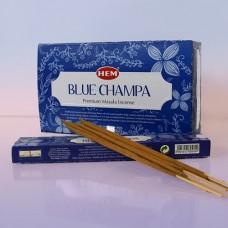 Благовония HEM Blue Champa, 15 гр
