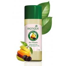 Масло массажное для тела Bio Vitamin, Biotique