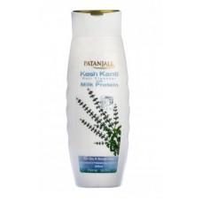 Шампунь для сухих и ломких волос с молочным протеином, Patanjali