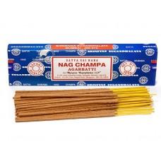 Благовония SATYA Nag Champa, 100 гр