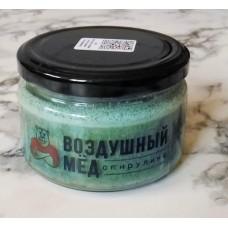 Воздушный мед со спирулиной, 200 гр