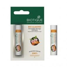 Бальзам для губ с миндальным маслом, Biotique Bio Almond