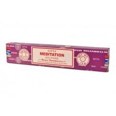 Благовония SATYA Meditation, 15 гр