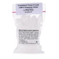 Гранулы для дезодоранта кристалла - спрея (дополнительные)
