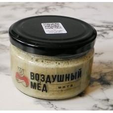 Воздушный мед с мятой, 200 гр