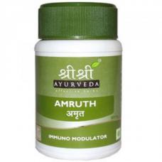Амрут (Гуддучи), Sri Sri Ayurveda (60 таб)