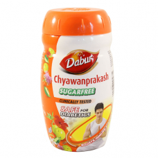 Чаванпраш Dabur без сахара, 900 гр