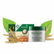 Крем для лица Biotique Bio Wheat Germ с Пшеницей ночной антивозрастной