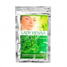 Маска для лица Lady Henna Травяная