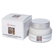 Крем для лица тонизирующий с индийским жасмином, Indiale