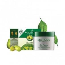 Скраб для лица Biotique Bio Papaya с Папайей разглаживающий