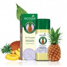 Гель для умывания Biotique Bio Pineapple с Ананасом