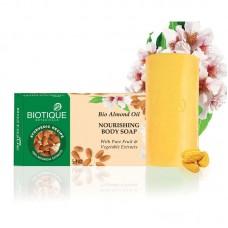 Мыло Biotique Bio Almond Oil с Миндальным Маслом, 150г