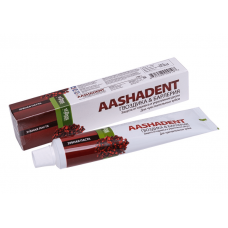 Зубная паста Aashadent Гвоздика и Барлерия