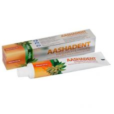 Зубная паста Aashadent кардамон и имбирь