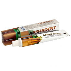 Зубная паста Aashadent корица и кардамон