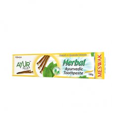 Зубная паста Ayur Plus Мисвак и Мята