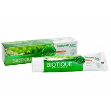 Зубная паста аюрведическая с гвоздикой и тулси, Biotique