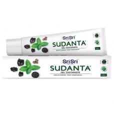 Зубная паста - гель Sudanta, Sri Sri Tattva