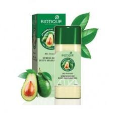 Масло для тела Biotique Bio Cado с Авокадо смягчающее, 210мл