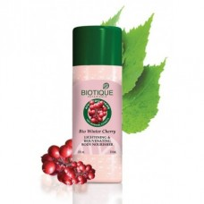 Крем для тела Biotique Bio Winter Cherry Зимняя Вишня омолаживающий, 210мл