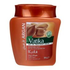 """Маска для волос Dabur Vatika с Аргановым Маслом """"Мягкое увлажнение"""""""