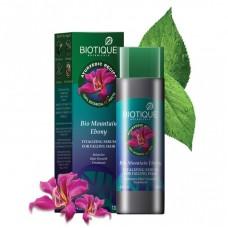 Сыворотка для волос Biotique Bio Mountain Ebony с Горным Эбонитом для роста волос