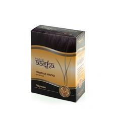 Краска для волос Aasha Herbals Чёрная