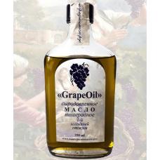 Масло виноградных косточек 1-й холодный отжим (250 мл)
