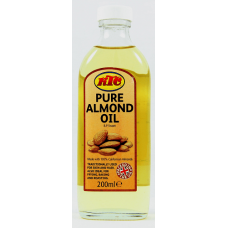 Миндальное масло KTC (пищевое)