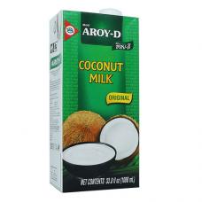 Кокосовое молоко Aroy-d, 1000 мл