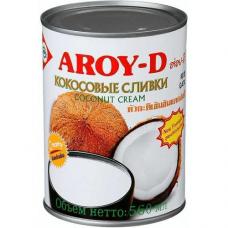 Кокосовые сливки Aroy-d, 560 мл
