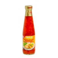 Сладкий соус чили для спринг роллов AROY-D, 360 гр