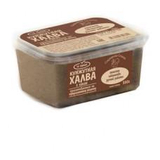 Кунжутная  халва «Сокровища сезама» шоколадная