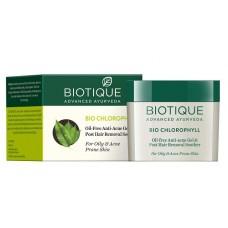 Гель для жирной и проблемной кожи Био Хлорофилл, Biotique