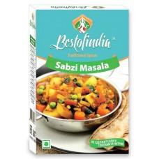 """Смесь специй для овощей """"Сабджи масала"""", Bestofindia"""