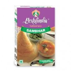 Смесь специй для супа  Sambhar Masala Bestofindia