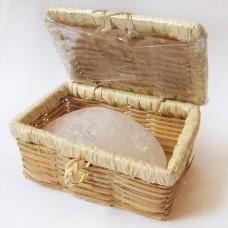 Дезодорант кристалл в бамбуковой шкатулке