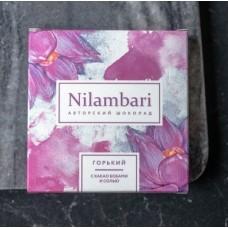 Шоколад горький с какао бобами и солью (69%), Nilambari
