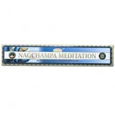 """Благовония Ppure """"Nagchampa meditation"""", 15 гр"""