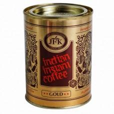 """Кофе гранулированный Индийский Gold, INDIAN INSTANT COFFEE """"JFK"""""""