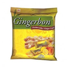 Имбирные конфеты с медом и лимоном Gingerbon, 125гр