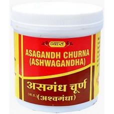 Ашвагандха чурна (порошок) Vyas, 100 гр