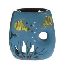 "Аромалампа ""Рыбки"", керамика"
