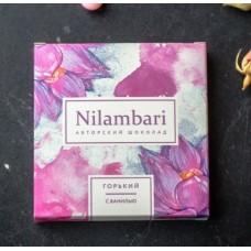 Шоколад горький с ванилью (69%), Nilambari
