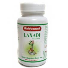 Лакшади гуггул (Laxadi guggulu), Baidyanath (80 таб)