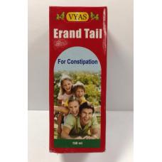 Касторовое масло (для приема внутрь), Vyas (100 мл)