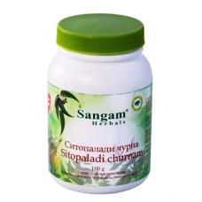 Ситопалади чурна Sangam Herbals